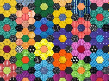 Hexies and Baking
