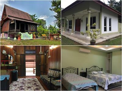 Muslimah Homestay Rumah Melaka.