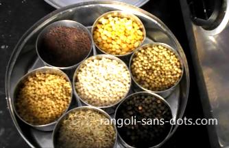 Tanjore Marathi recipes