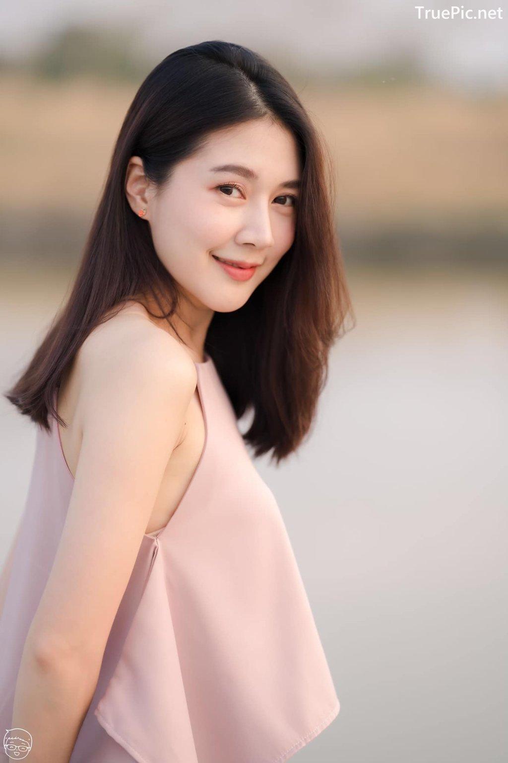 Image Thailand Model - Namlom Homhuan - Sweet Pink - TruePic.net - Picture-4