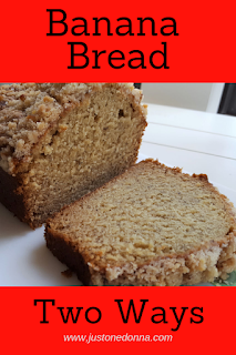 Family Friendly Banana Bread