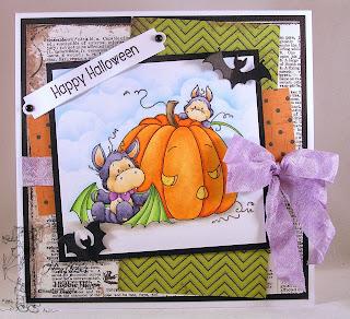 Heather's Hobbie Haven - Batty Boo Card Kit