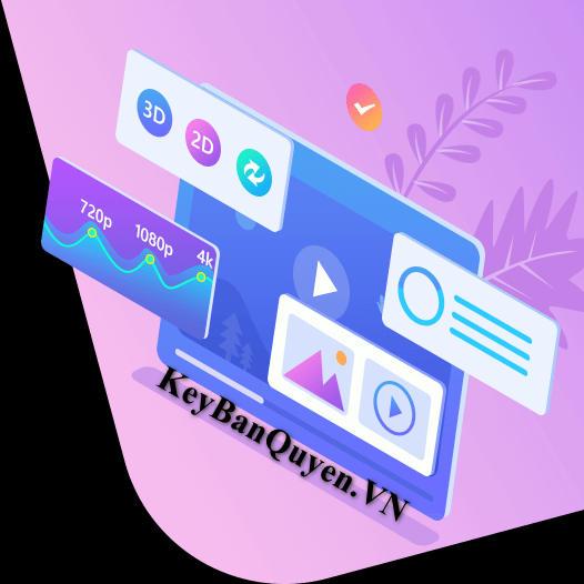 Bán key bản quyền Aiseesoft Total Video Converter, Phần mềm chuyển đổi Video, chèn Watermark Video.
