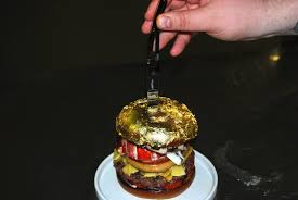 FunFacts About Most Luxurious Burger Made With Gold And Diamonds