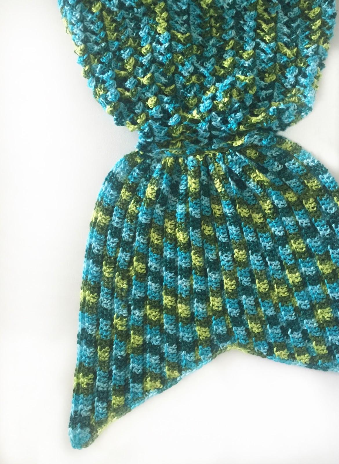 Crochet Mermaid Tail Daisy Farm Crafts