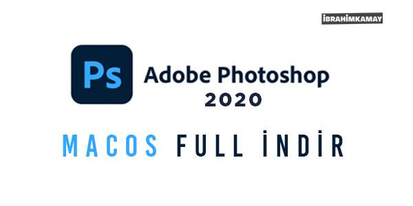 Adobe Photoshop 2020 v21.0.3 MacOS İndir