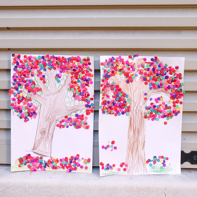 arbre printemps maternelle