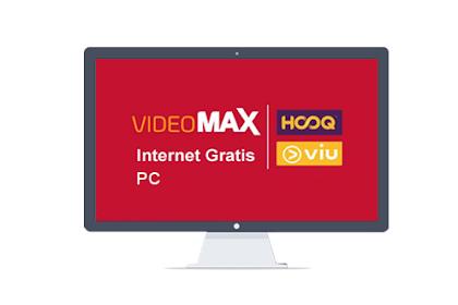 Trik Menggunakan Kuota Videomax di PC
