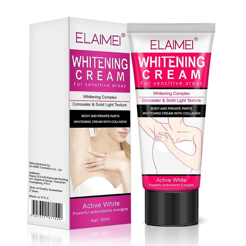 55% off whitening cream 2 pack