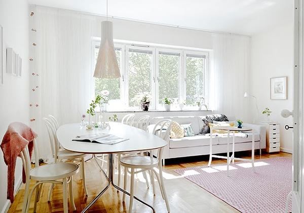 13 Gambar Desain Rumah Apartemen Modern dan Unik