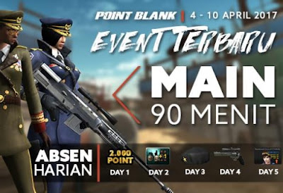event pb garena april