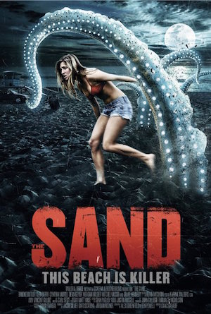 Poster The Sand 2015