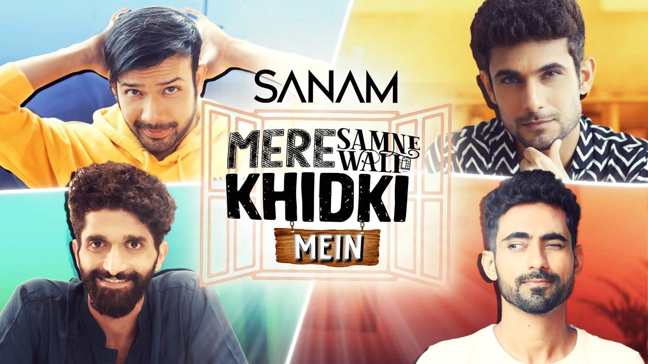 Mere Samne Wali Khidki Mein Lyrics Sanam Puri