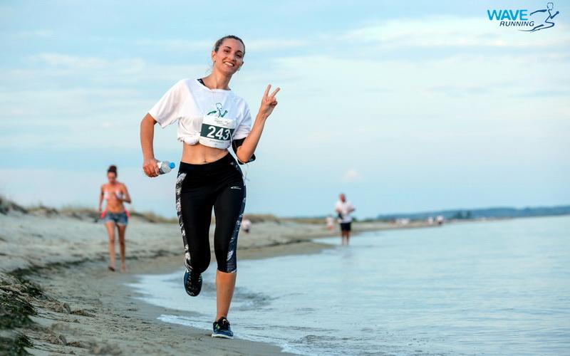 WAVE running, ένας ξεχωριστός αγώνας δρόμου στην παραλία Κεραμωτής - Αβδήρων