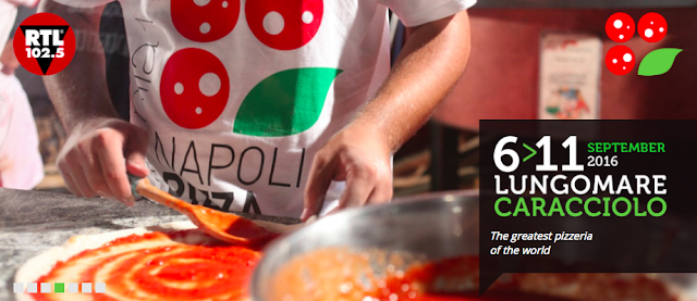 During the festival you can also take place in the World Pizza Maker Championship