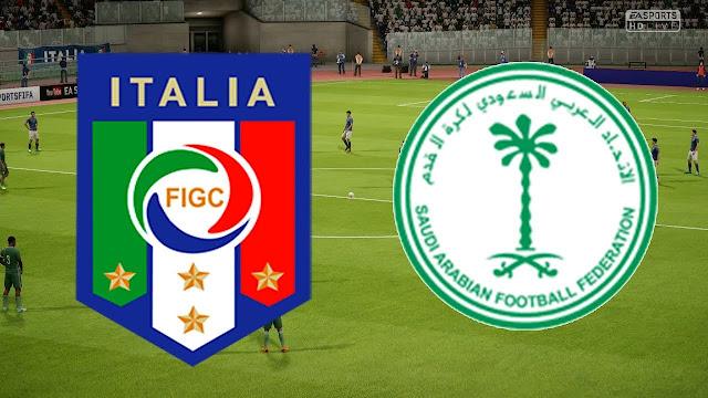 Italy vs Saudi Arabia Full Match And Highlights 28 May 2018