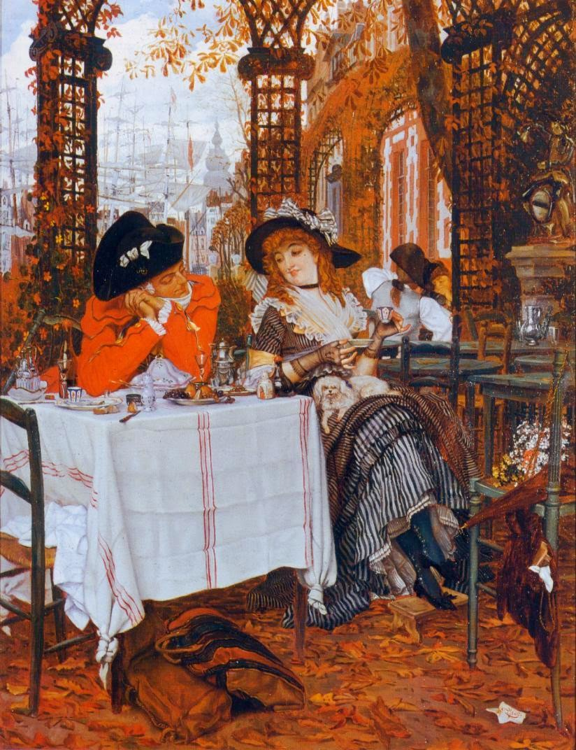 James  Tissot    French  Painter C    D