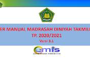 User Manual EMIS Madrasah Diniyah Takmiliyah V.3.1