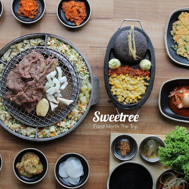 Sweetree Korean restaurant