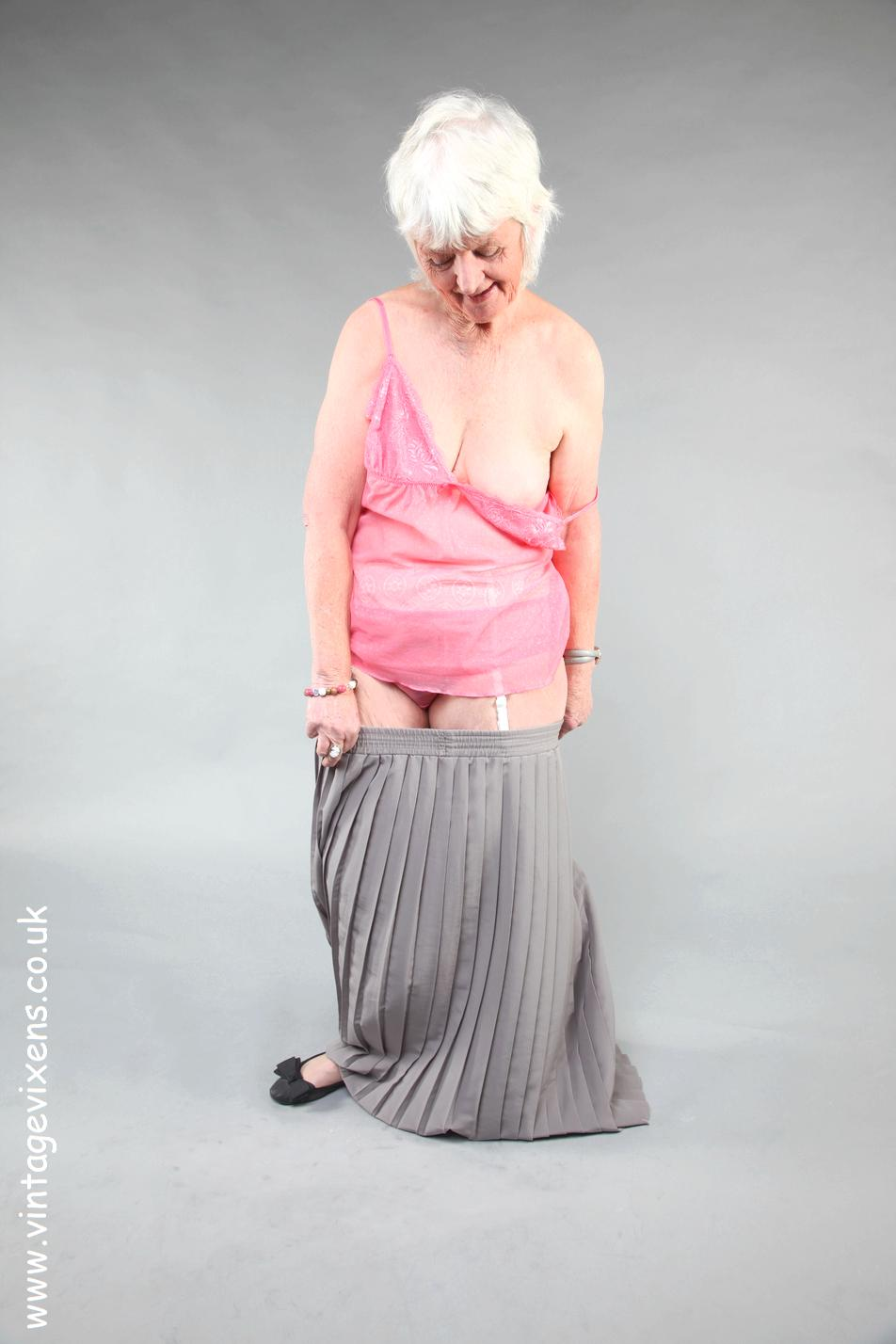Hot Old Woman Sexy