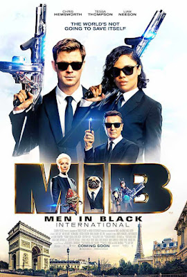 Men In black: International Movie