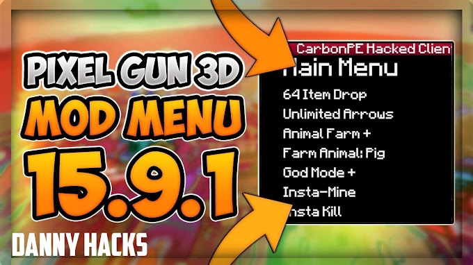 (🔥UPDATED🔥) Pixel Gun 3D - Mod Menu 15.9.1 | Unlimited Coins And Gems, All Guns 🔥NO ROOT🔥