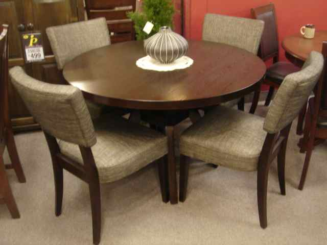 Urban Chic Dining Room Set Simple Clean Lines