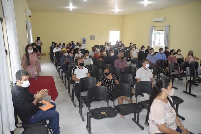 Prefeitura de Cariré-CE realizou a audiência pública para elaboração do PPA 2022-2025