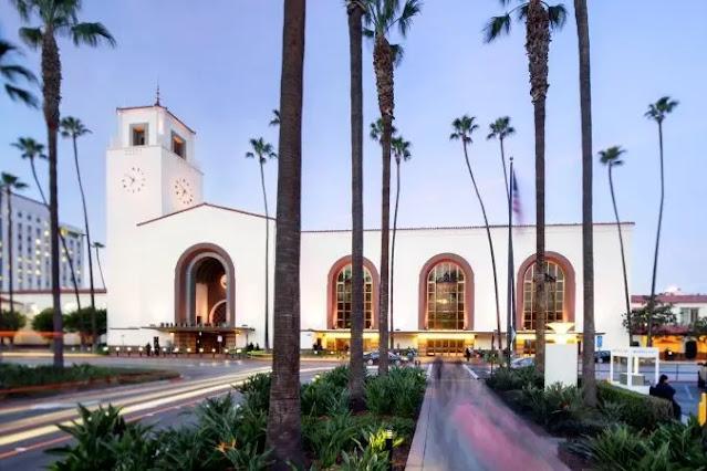 Los Angeles Union Station Los Angeles, USA
