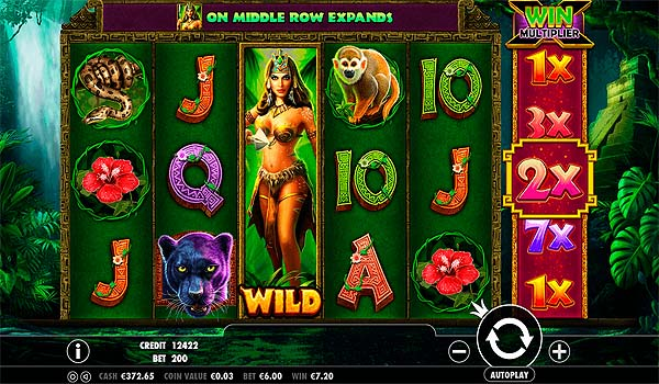 Main Gratis Slot Indonesia - Panther Queen (Pragmatic Play)