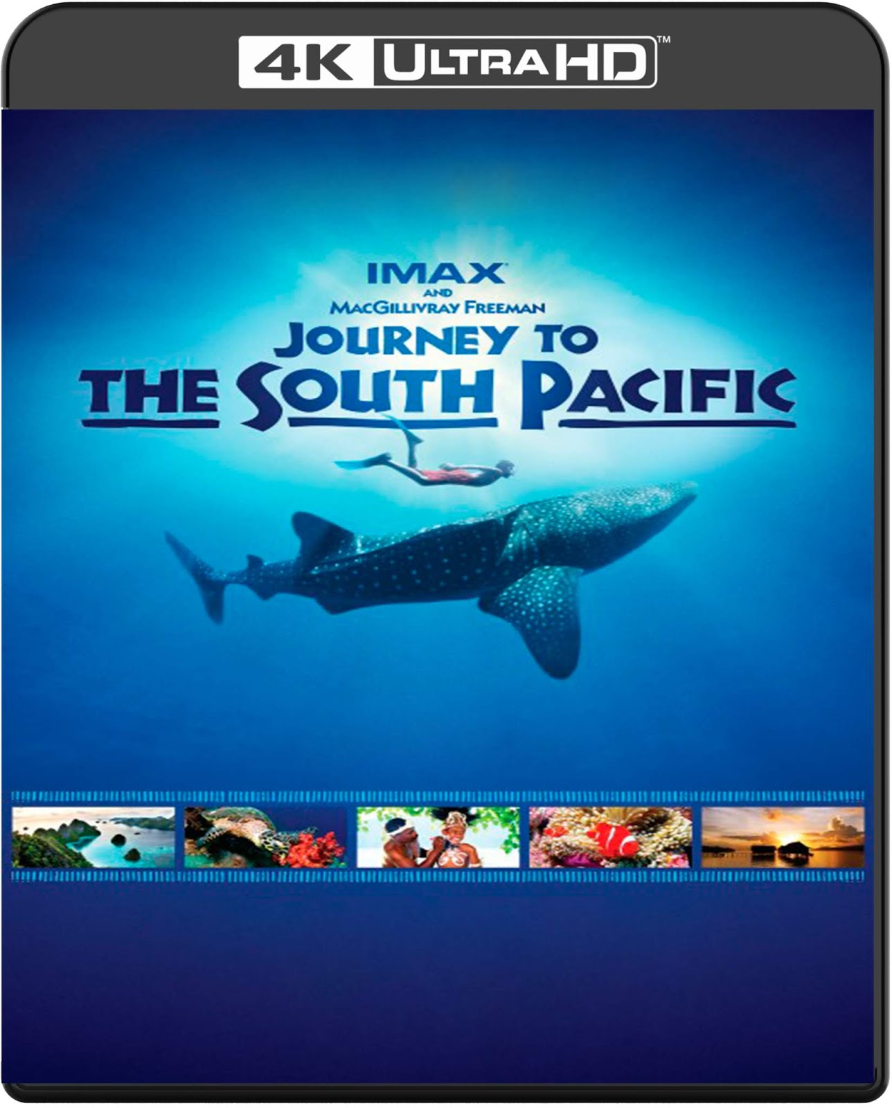Journey to the South Pacific [2013] [UHD] [2160p] [Latino]