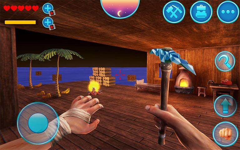 تنزيل لعبة Ocean Survival 2 3D مهكرة آخر اصدار للاندرويد