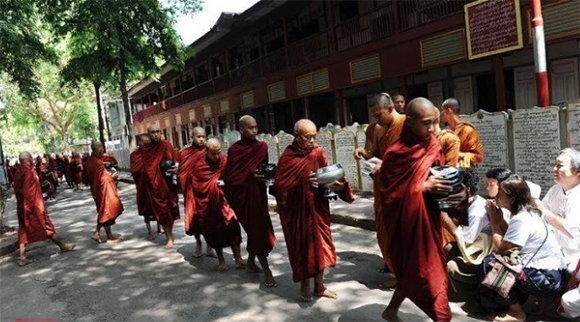 緬甸人生活習慣宗教文化與風俗禁忌