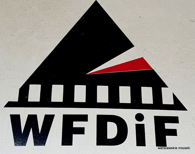 WFDiF Warszawa Warsaw wytwórnia filmów dokumentalnych i fabularnych Mokotów wytwórnia filmowa dokument