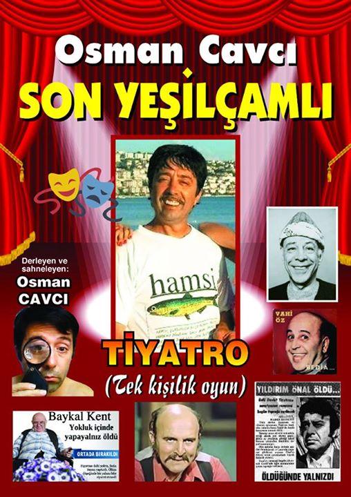 Son Yeşilçamlı Osman Cavcı Ve Renkli Türkçe Filmi Konusu