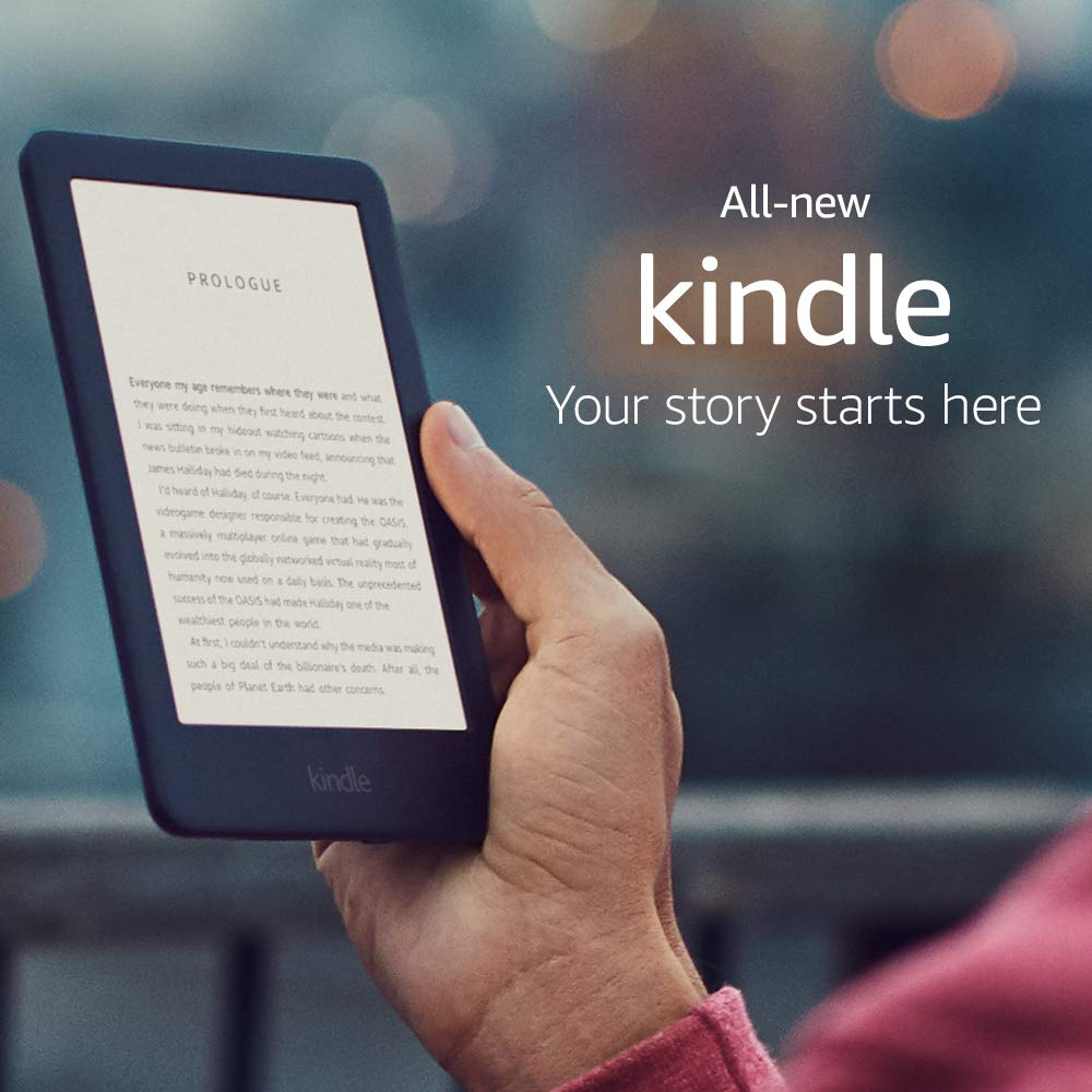Basic Kindle Reader