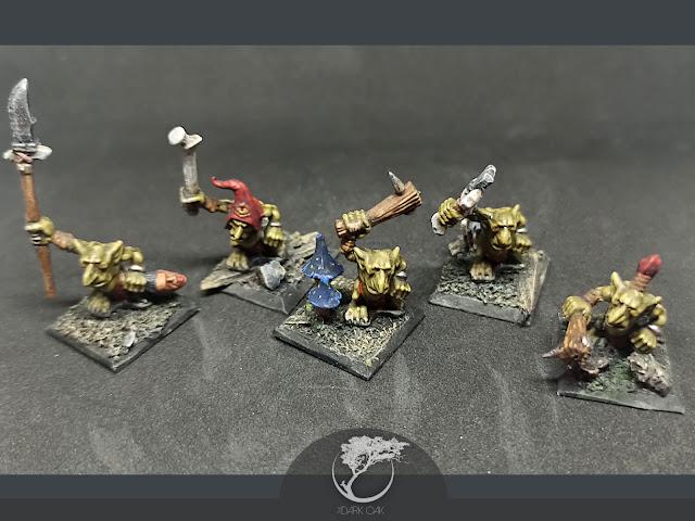 Snotlings - Pirates Goblin Crew