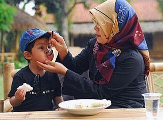 Memaksimalkan Penyerapan Nutrisi Pada Anak.