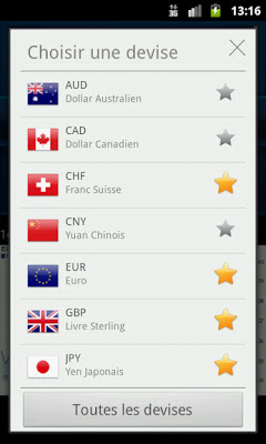 Télécharger Easy Currency Converter Pro