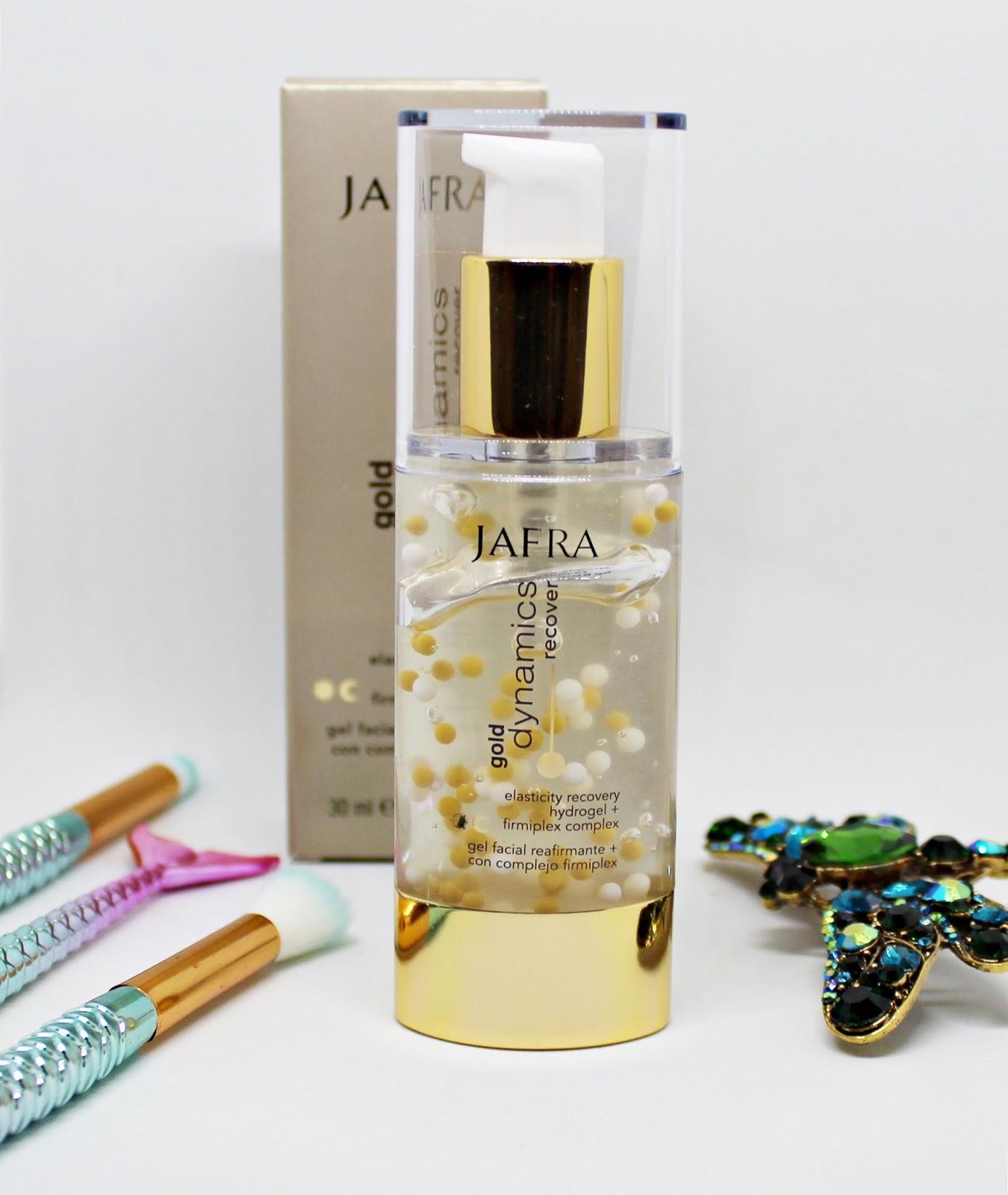 JAFRA Gold Dynamics recover - ujędrniający żel ze złotem