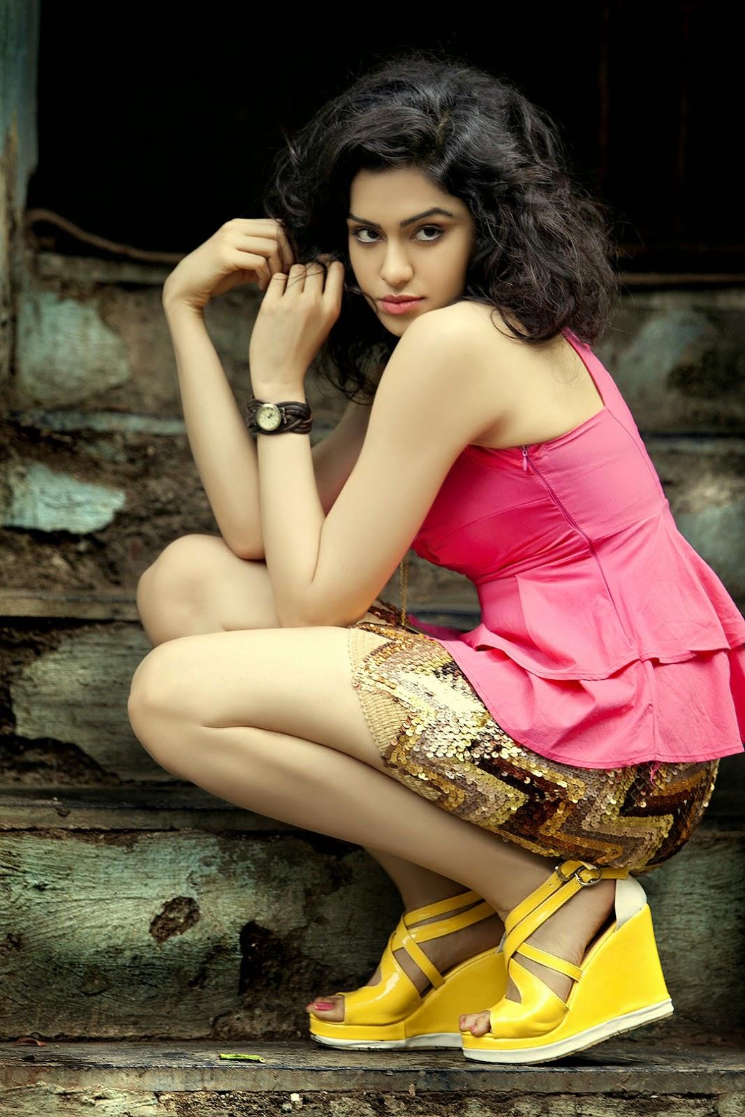 Adah Sharma hot photo shoot