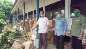 Viral, Sembako Bantuan Warga Seharga 13.6 Miliar Ditimbun Hingga Rusak