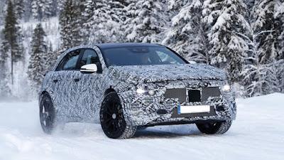 2019 Mercedes-Benz GLA: Changements, Revue, Prix
