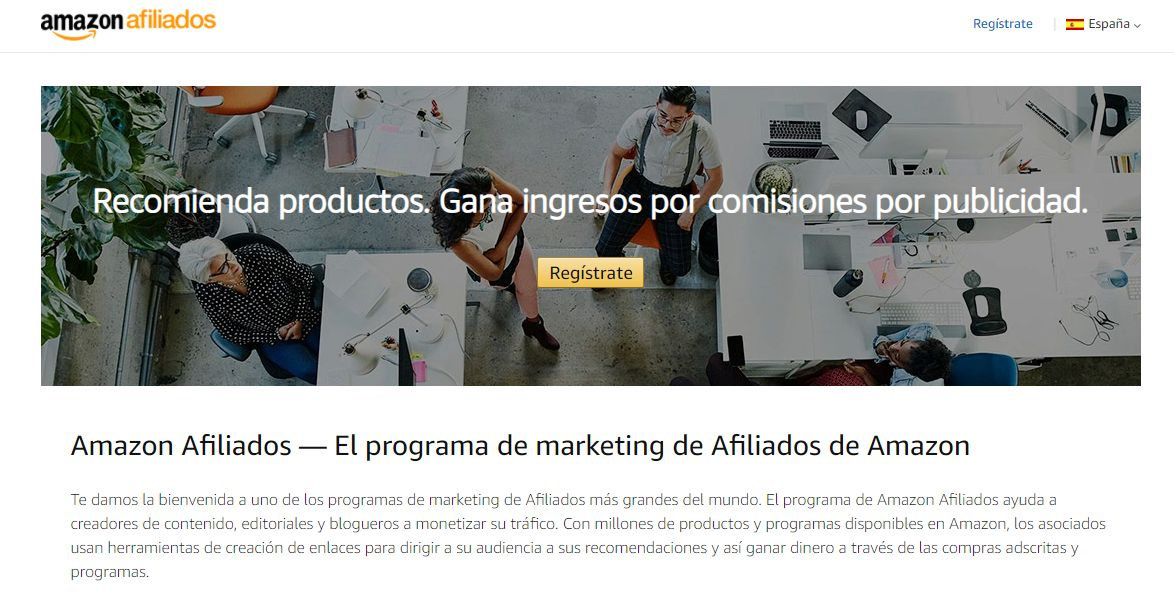 Programa Amazon Afiliados