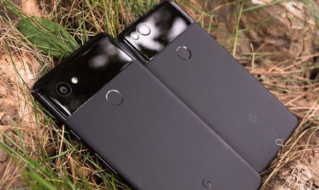 Google Pixel 2 Review Battery