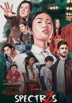 Spectros (TV Series) S01 DVD HD Dual Latino + Sub 2DVD