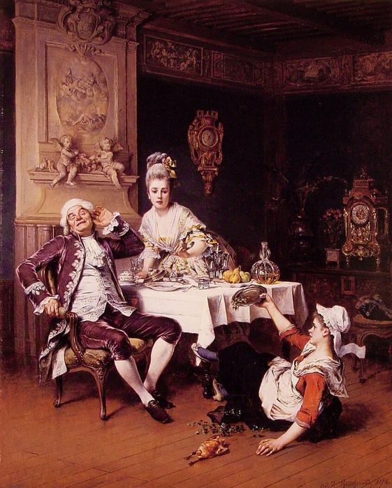 being in service in victorian england blog of an art admirer adrien de boucherville