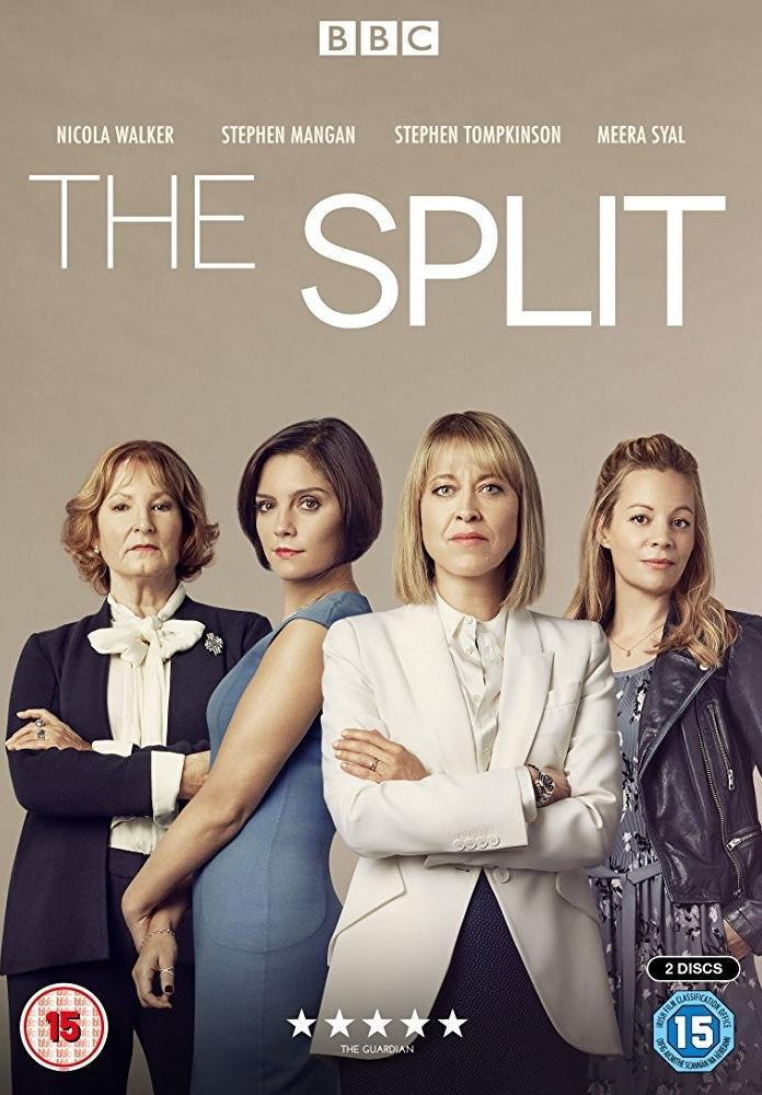 The Split Temporada 1 Ingles
