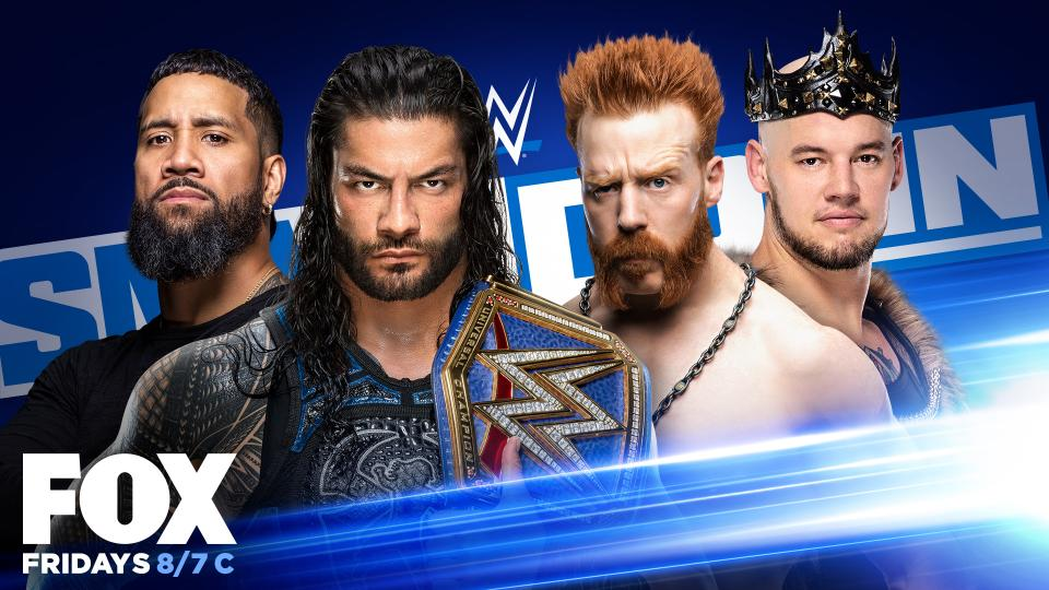 WWE Smackdown Results - September 18, 2020
