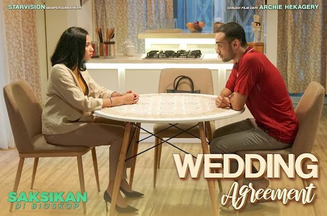Film Wedding Agreement, Perjanjian Pernikahan yang Berujung Manis
